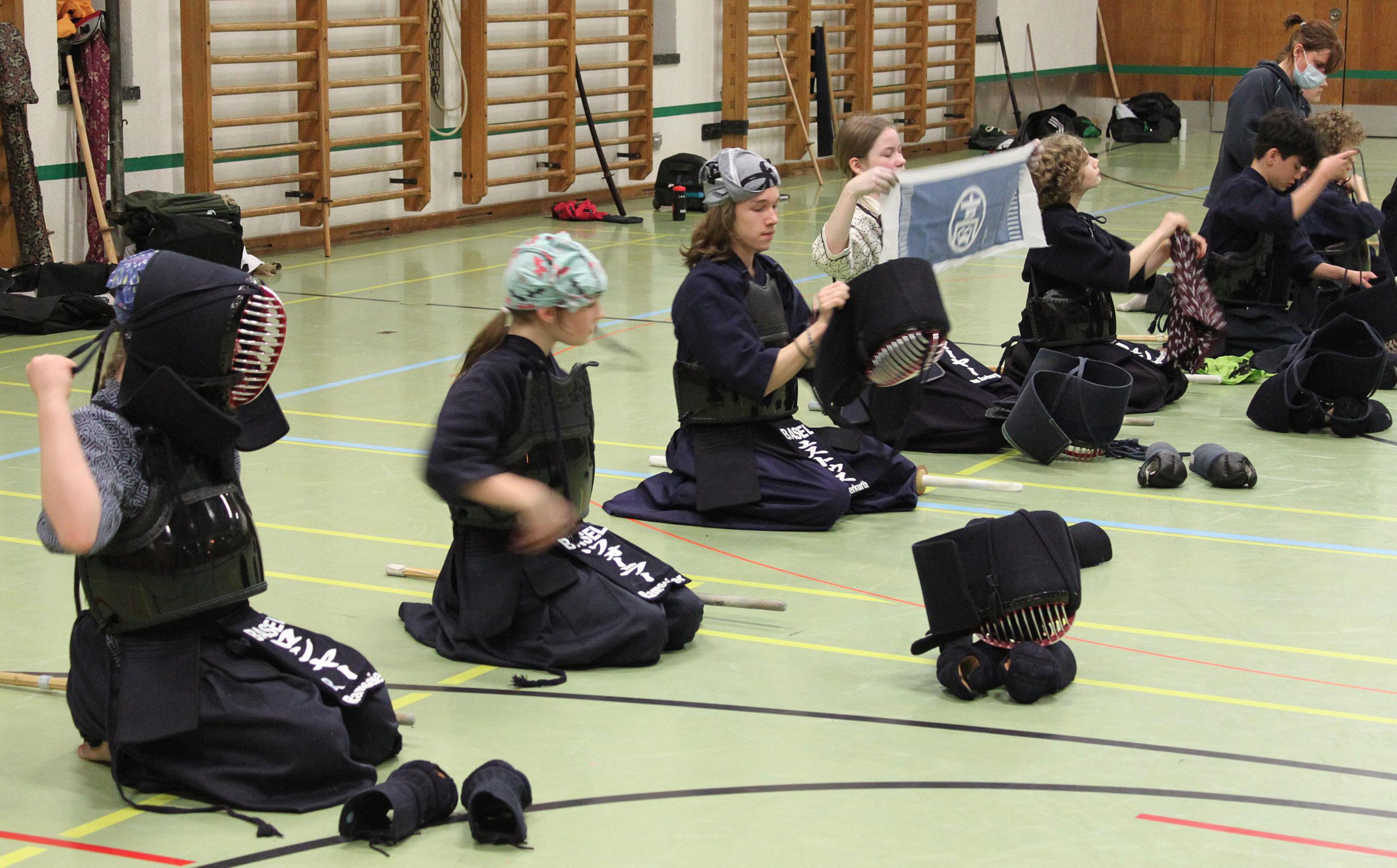 Kinder- und Jugendtrainings im TSK Basel